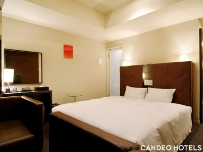 カンデオホテルズ ザ・博多テラス / リバーサイドキング 23平米 【禁煙】