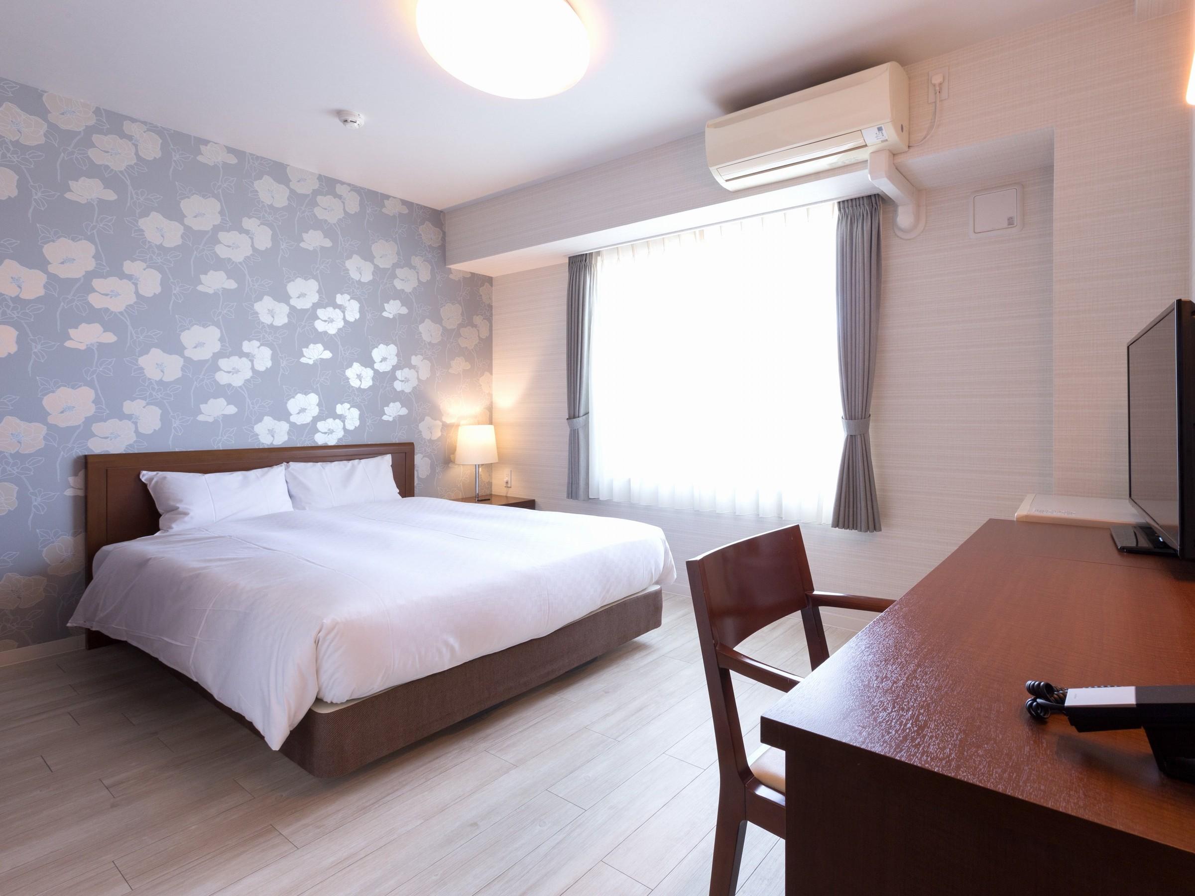 ホテル博多プレイス / 【9階】【ベッド幅150】■デラックスシングルルーム25㎡:1名利用(禁煙)