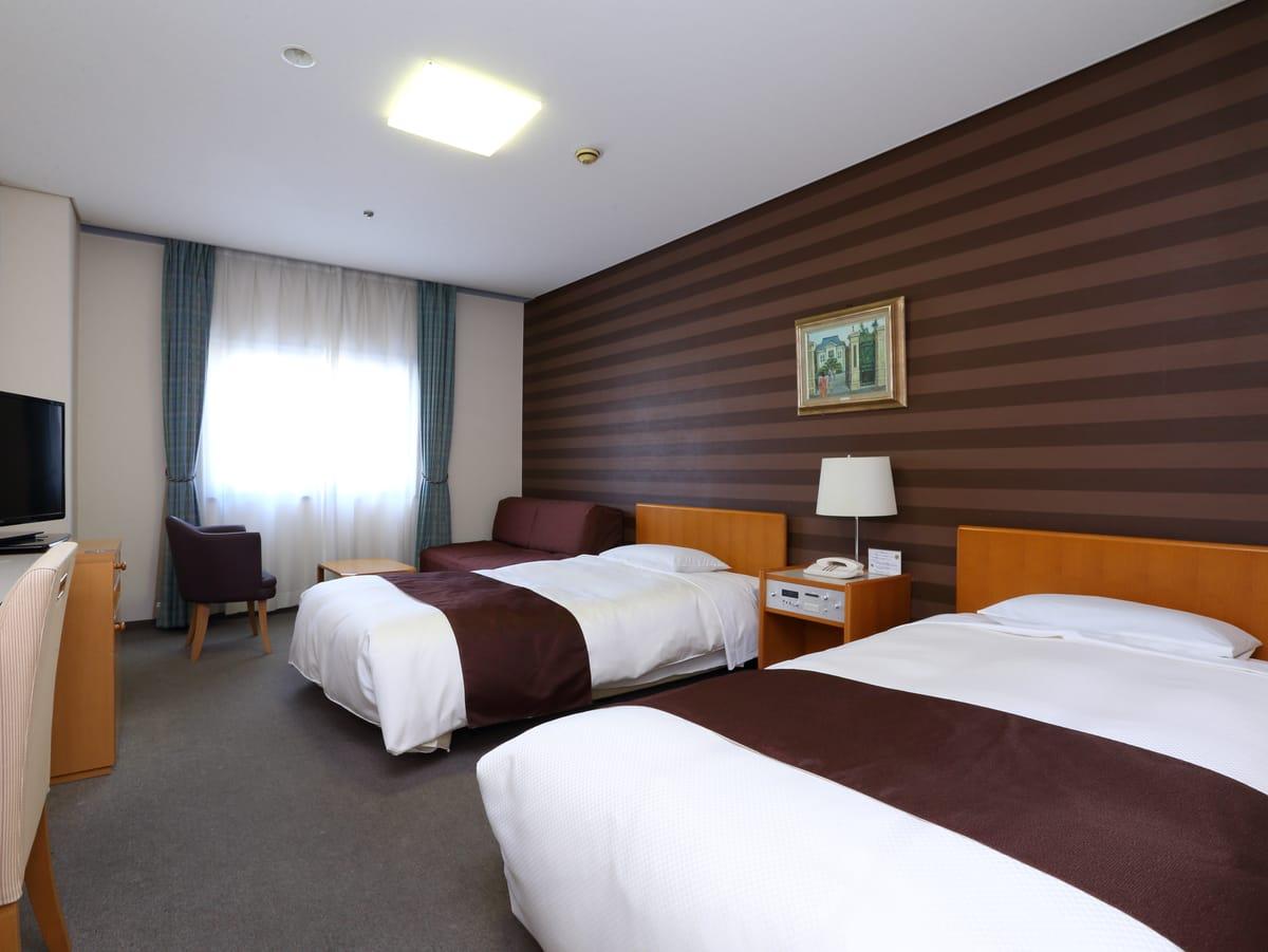福岡リーセントホテル / ツインルーム