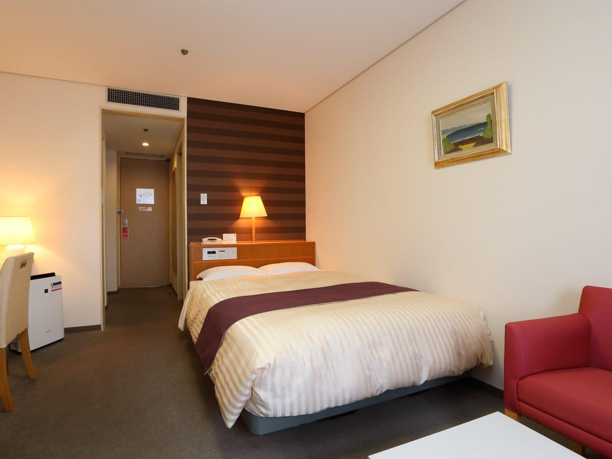 福岡リーセントホテル / ダブルルーム