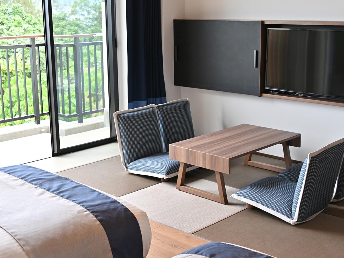 フサキビーチリゾート ホテル&ヴィラズ / ノースウィング スーペリアツイン(和洋室)【禁煙】