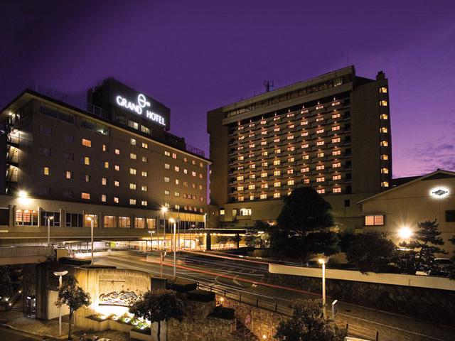 グランドホテル浜松 / ☆シンプルステイプラン(素泊り) 駐車場無料!