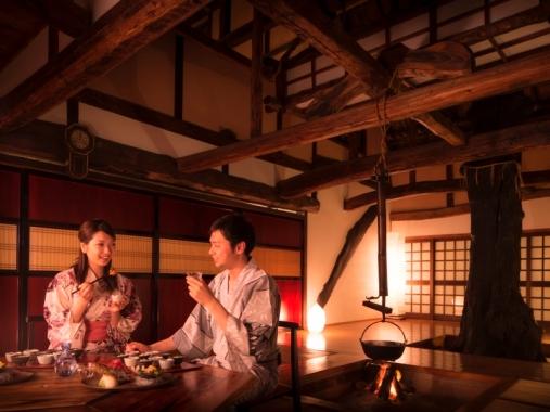星野リゾート 青森屋 / 2食付(夕食:七子八珍会席+朝食:ビュッフェ)