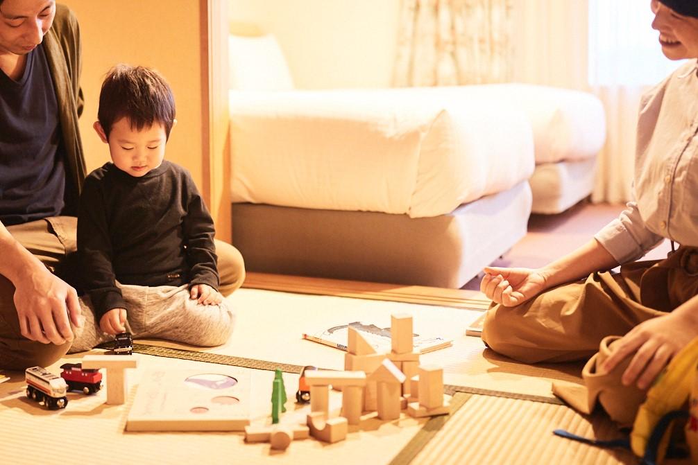 星野リゾート OMO7 旭川 / ファミリールーム(和室付)