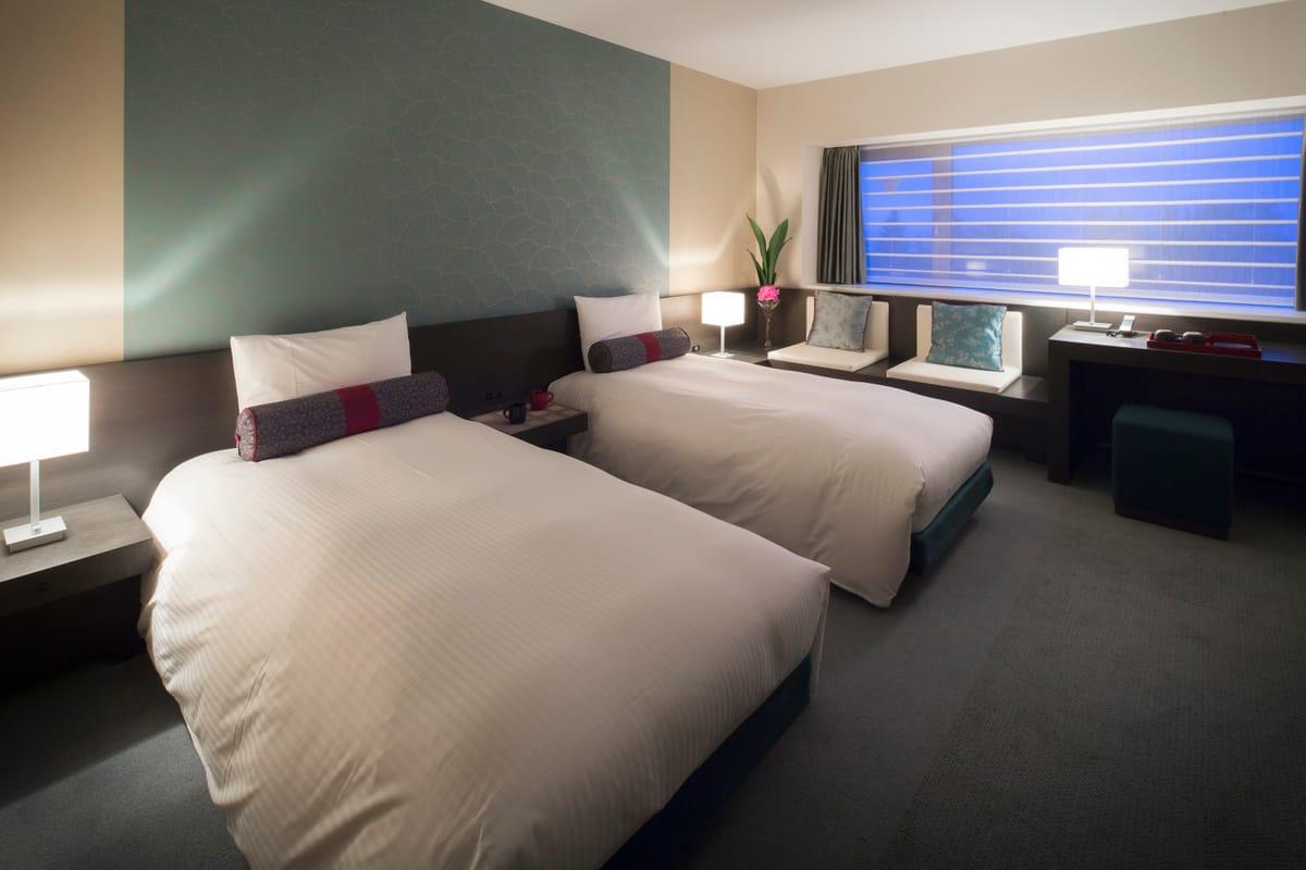 星野リゾート 磐梯山温泉ホテル / モダンツインルーム