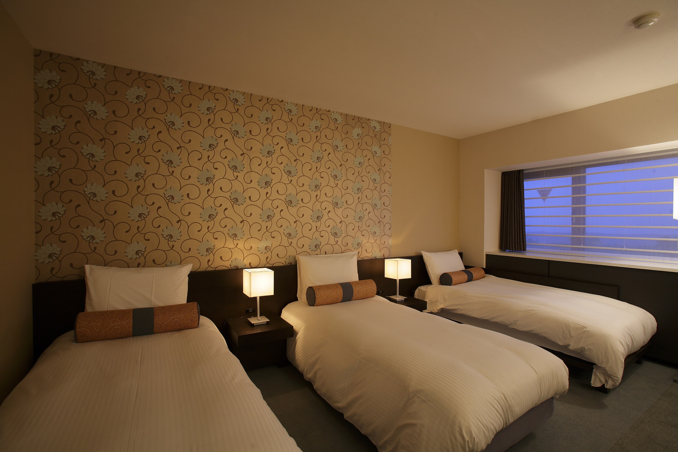 星野リゾート 磐梯山温泉ホテル / モダントリプルルーム