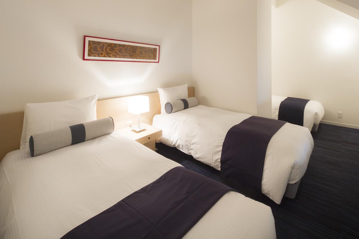 星野リゾート 磐梯山温泉ホテル / セミスイートルーム