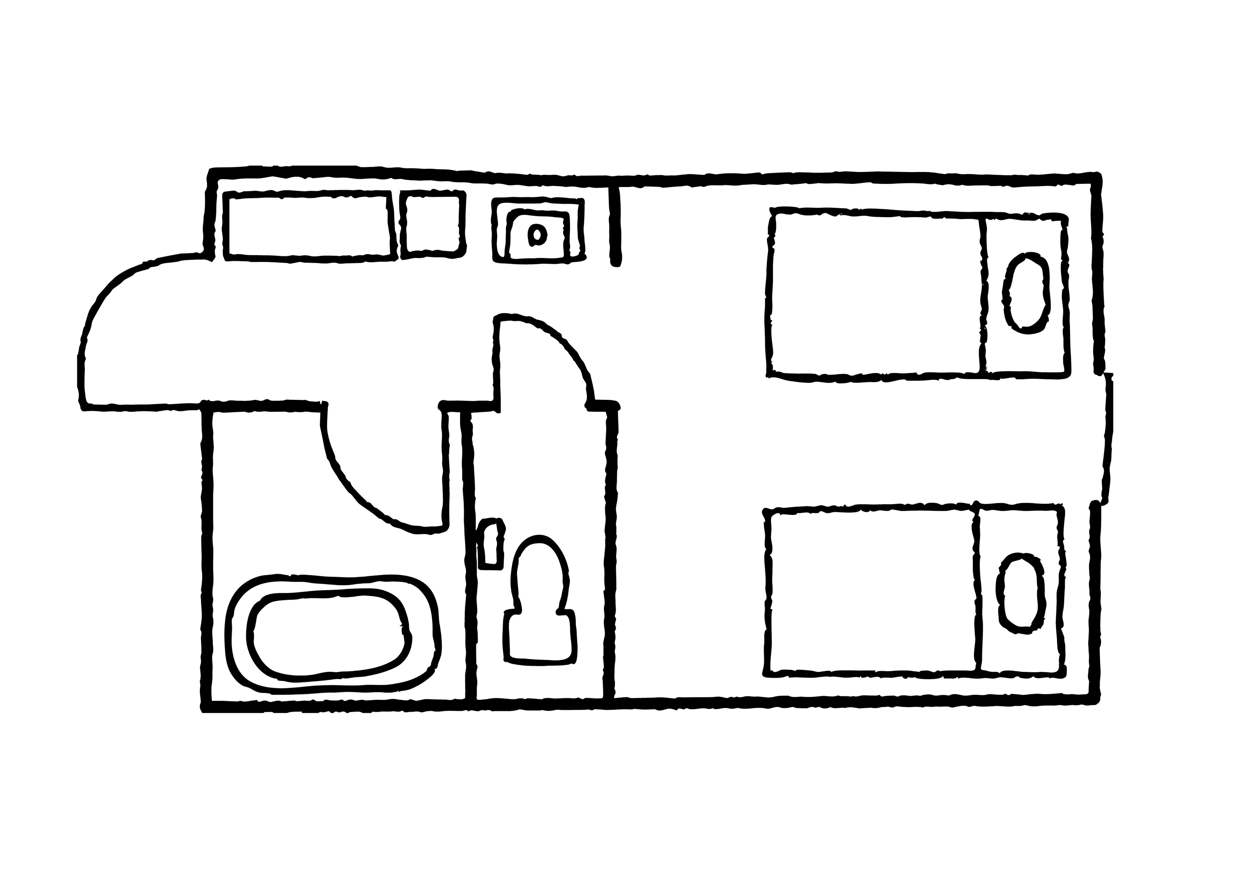 星野リゾート BEB5 軽井沢 Twin Room(定員2名)
