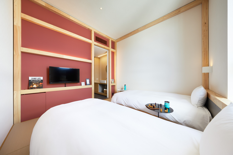 星野リゾート BEB5 軽井沢 / Twin Room(定員2名)