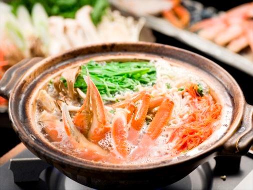 星野リゾート 界 加賀 / 特別会席:タグ付き活ずわい蟹づくし会席「極み」