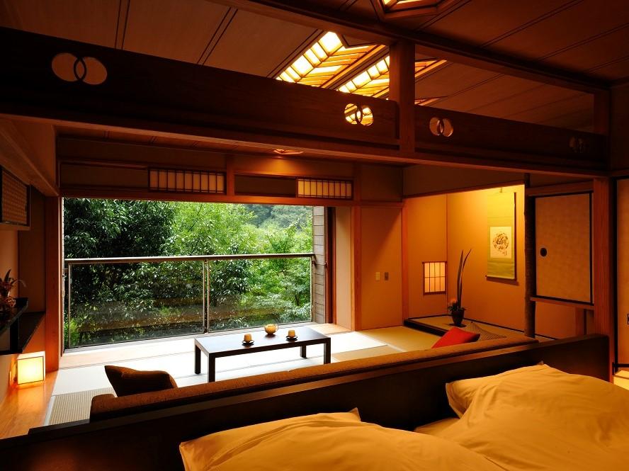 星野リゾート 界 箱根 / 〔和室〕10畳+ベッドルーム