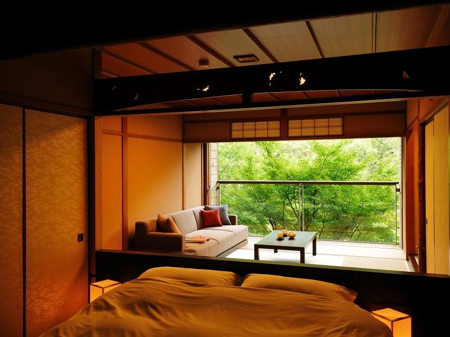 星野リゾート 界 箱根 / 〔和室〕8畳+ベッドルーム