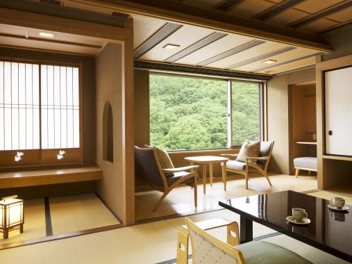 星野リゾート 界 松本 / スタンダード客室