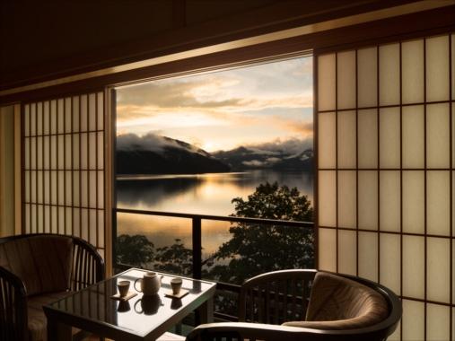 星野リゾート 界 日光 【中禅寺湖ビュー】和室|定員4名様