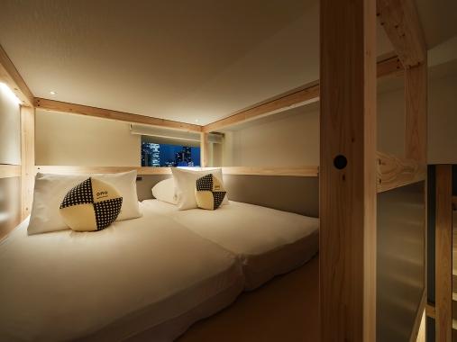 星野リゾート OMO5 東京大塚 / おもたび。(食事なし)<おひとり様優待>