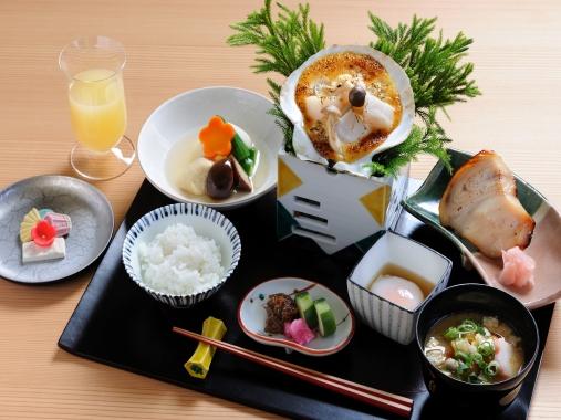 星野リゾート 界 津軽 / 朝食のみ