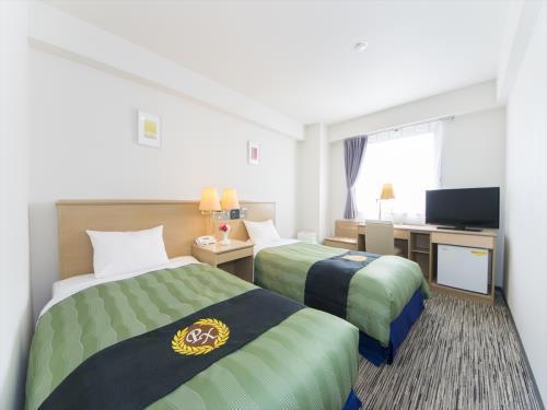 グランパークホテル パネックス千葉 / ツインルーム(喫煙)≪幼児添寝無料≫
