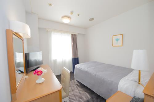 グランパークホテル パネックスいわき / 【喫煙】シングルルーム(無料Wi-Fi・LAN完備)