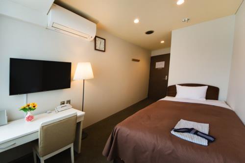 グランパーク ホテルかずさ / 【喫煙】シングルルーム/無料Wi-Fi/1F大浴場あり