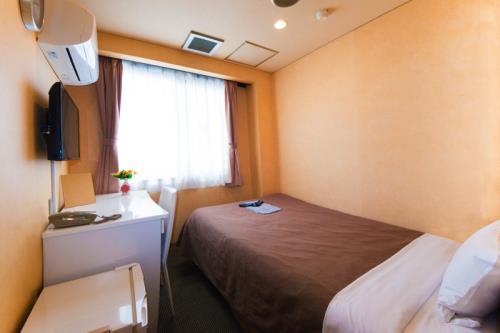グランパーク ホテルかずさ / 【喫煙】広いシングルルーム(バスなし)1F大浴場利用
