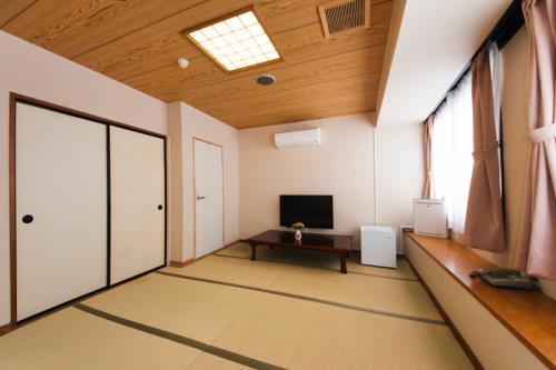 グランパーク ホテルかずさ / 【喫煙】和室(バス・トイレなし)1F大浴場あり