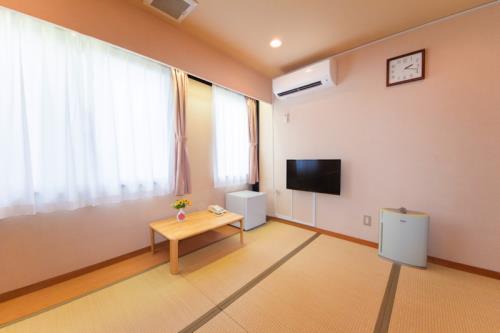 グランパーク ホテルかずさ / 【喫煙】和室【中】/無料Wi-Fi/1F大浴場あり