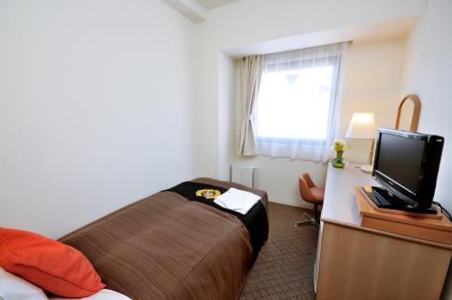 グランパークホテル パネックス君津 / 【喫煙】シングルルーム/無料Wi-Fi・加湿空気清浄機