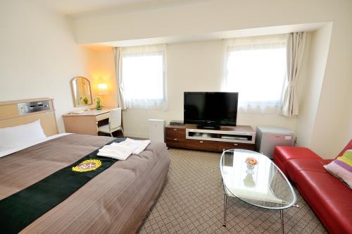 グランパークホテル パネックス君津 / 【喫煙】最上階エクセルルーム/無料Wi-Fi・加湿空気清浄機