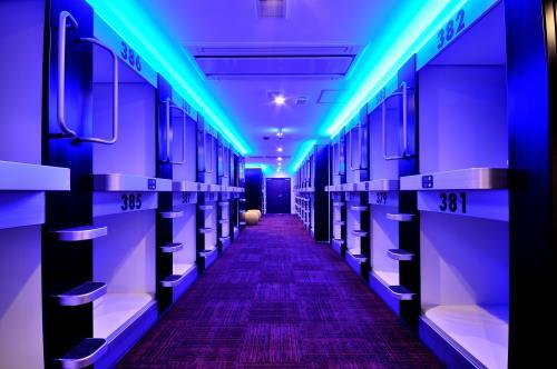 グランパーク・イン 横浜 / ◆男性用◆デラックス・キャビン