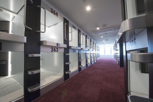 グランパーク・イン 横浜 / ◇女性用◇デラックス・キャビン