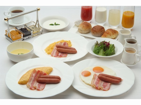 ガーデンテラス宮崎ホテル&リゾート / 【正規料金】bed&breakfast