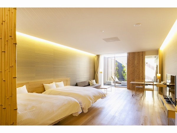 ガーデンテラス宮崎ホテル&リゾート / デラックスツイン