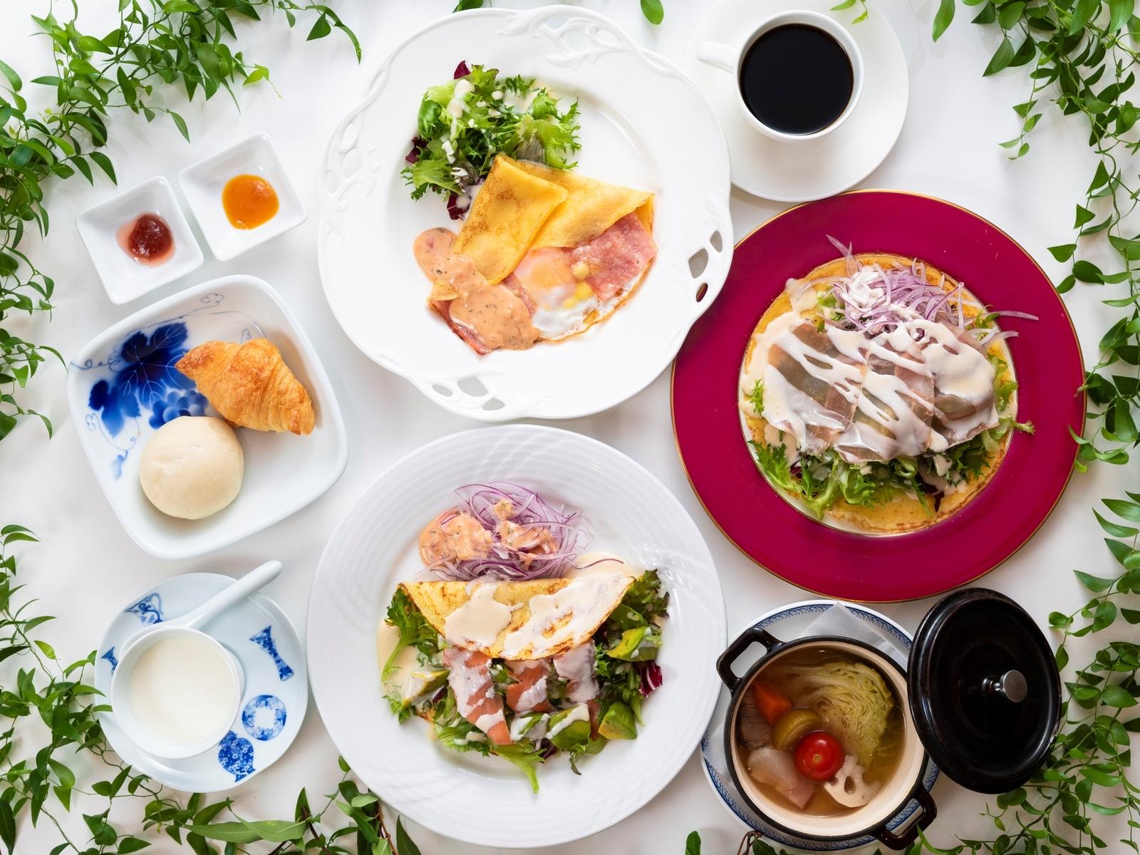 ガーデンテラス佐賀ホテル&マリトピア / 心と体と時間をブラッシュアップ~女子旅プラン~(朝食付)
