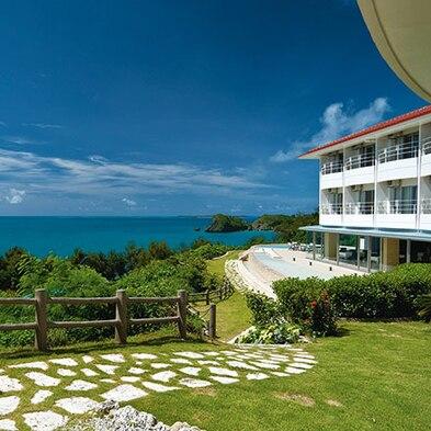 ホテル浜比嘉島リゾート 車で行ける離島の隠れ家的リゾートで何もしない贅沢な時間を!《絶景オーシャンビューレストラン朝食付き》