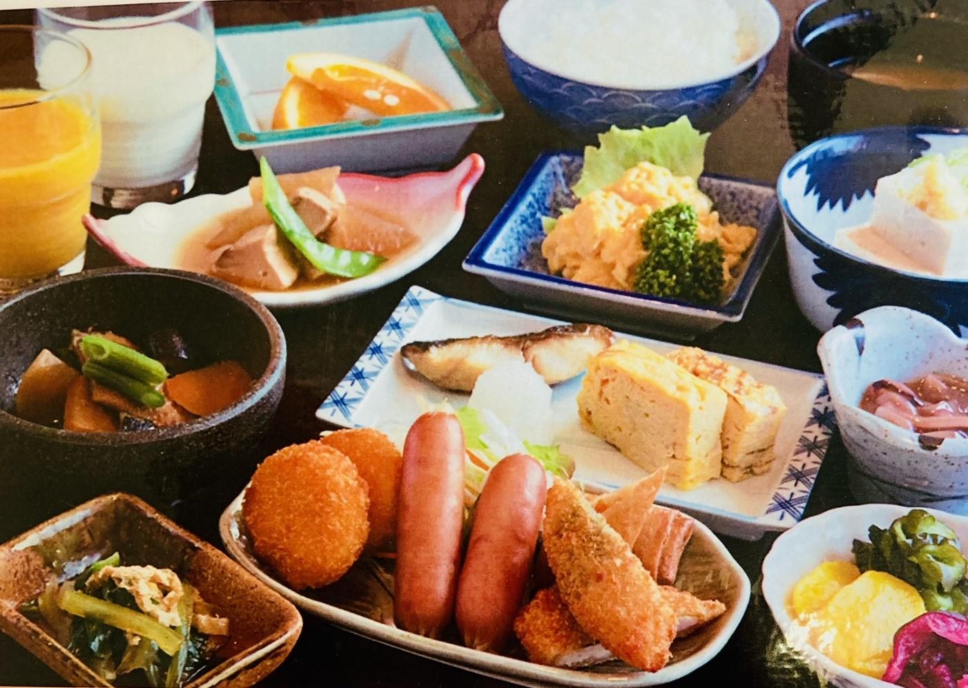 ホテル ハミルトン札幌 / 【朝食付】素朴な手作りの味。ハミルトンの朝食付プラン☆