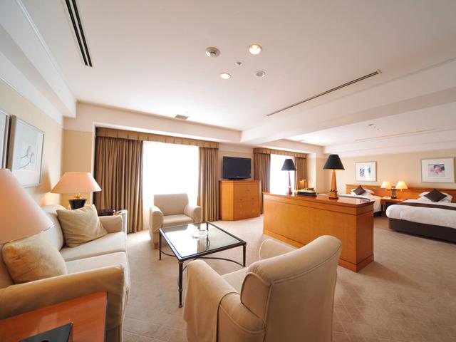 広島エアポートホテル / エアポートビュー・ファミリールーム【69平米】(1-4名)