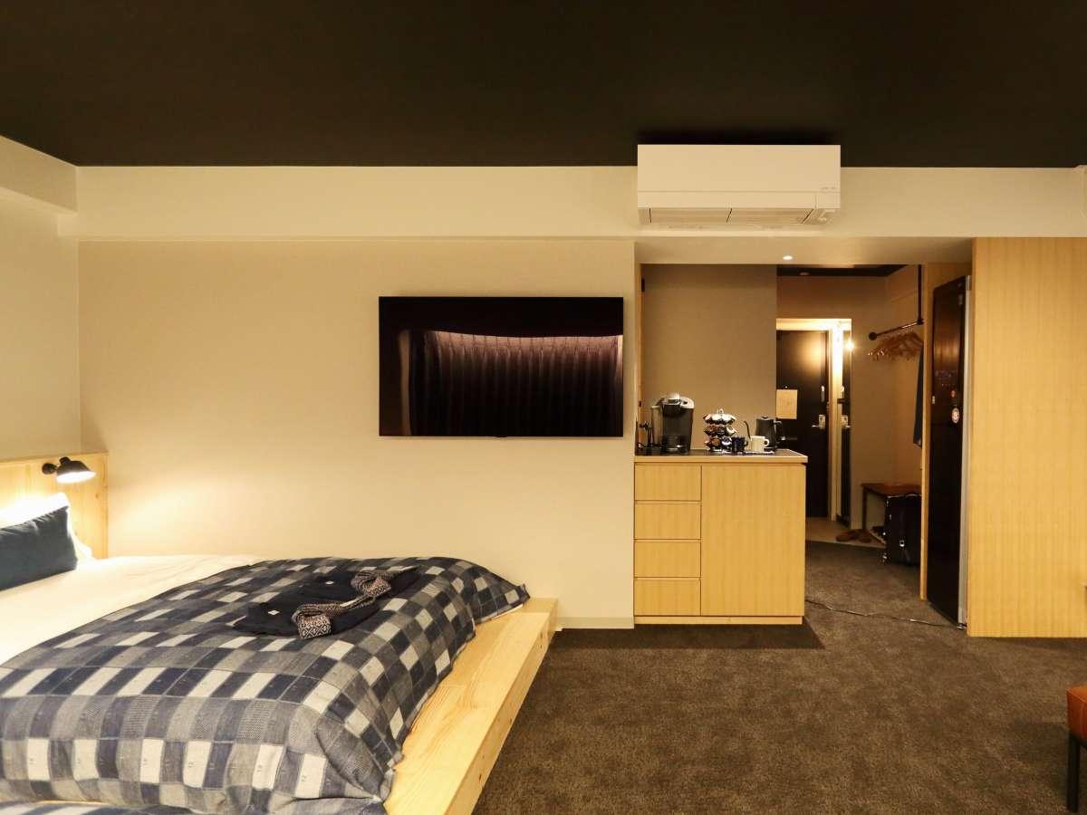 ANCHOR HOTEL(アンカーホテル福山) /  最上階ペントハウス36平米【1~5名利用】
