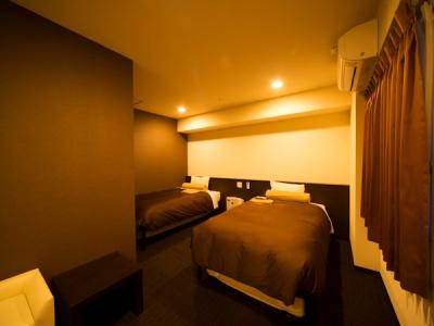 アーバイン広島セントラル / ■喫煙可■プレミアツインルーム