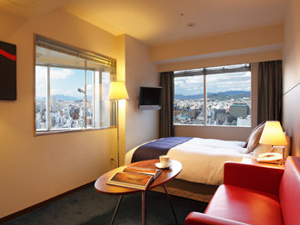 オリエンタルホテル広島 / コーナーダブル◆ビューバス/喫煙可◆