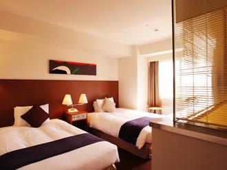 オリエンタルホテル広島 / ツイン◆喫煙可◆