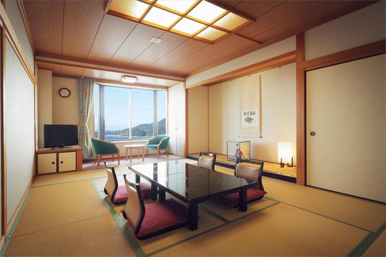 きのえ温泉 ホテル清風館 【レストラン食】七瀬戸会席宿泊プラン