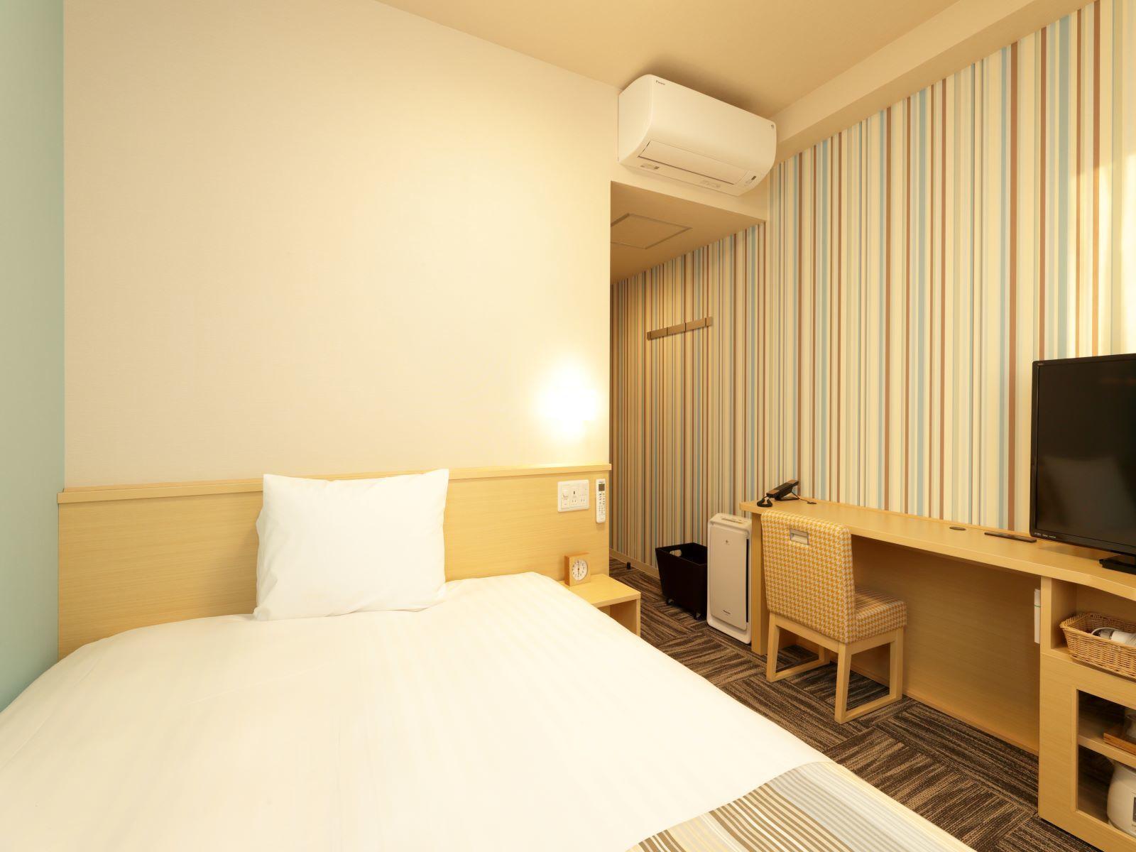 日和ホテル舞浜 / ダブルルーム■禁煙 ベッド幅150cm【カップルに最適!】