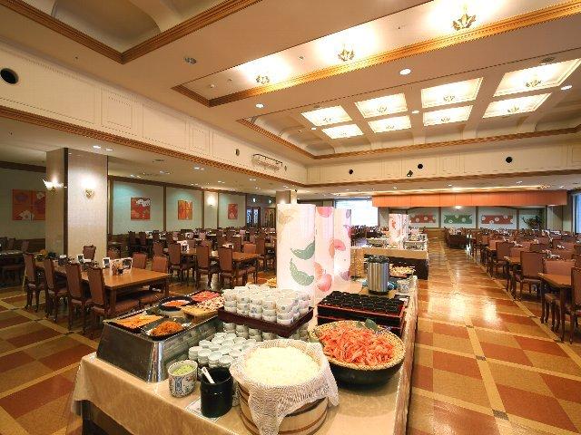 平成館海羊亭 / 【早期予約30日前】1泊2食バイキングプラン