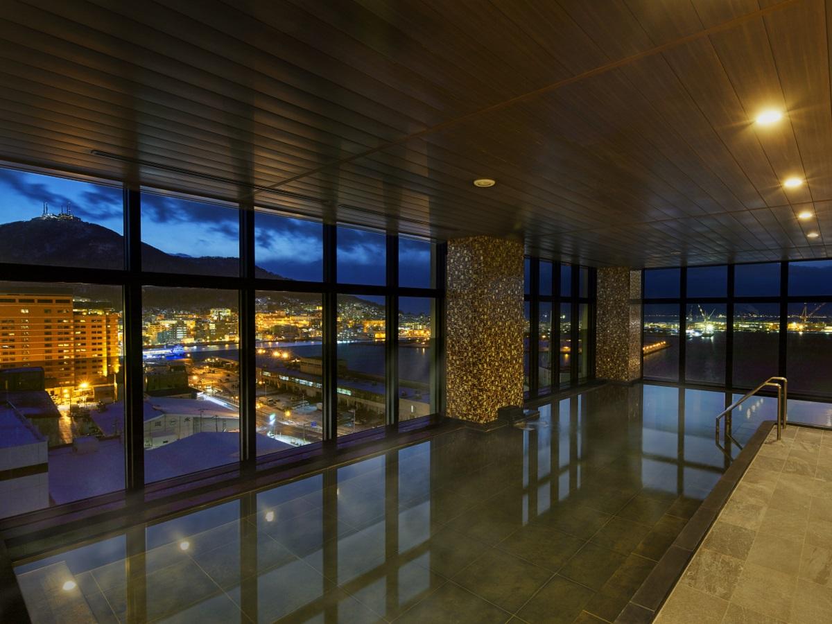 函館国際ホテル / 【素泊まり】天然温泉展望大浴場オープン!函館国際ホテルで贅沢な函館の旅を!