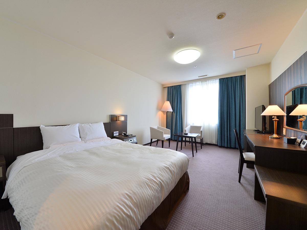 函館国際ホテル / 【喫煙】スタンダードクイーンA/28平米