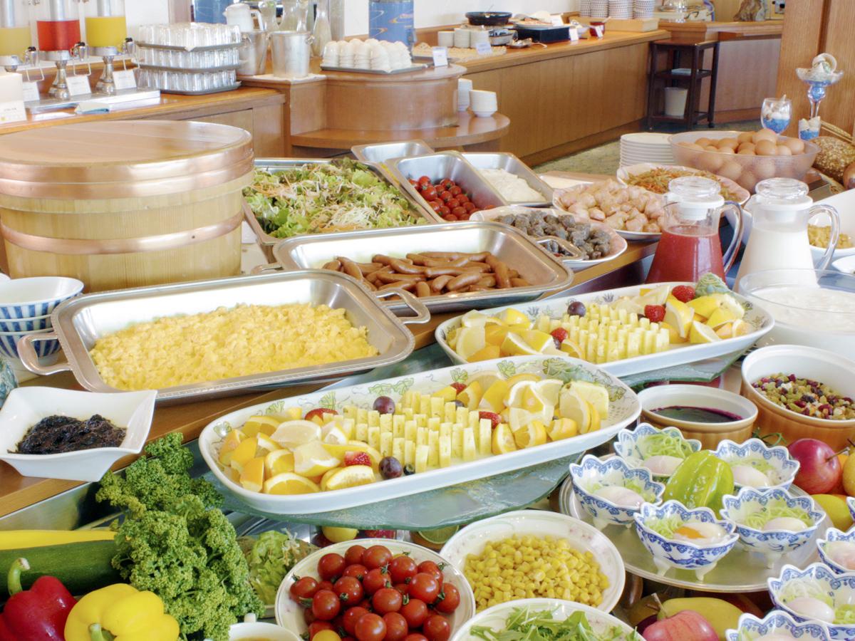 伊良湖シーパーク&スパ / ☆朝食は渥美の新鮮野菜たっぷり、25種類の和洋バイキング■1泊朝食プラン