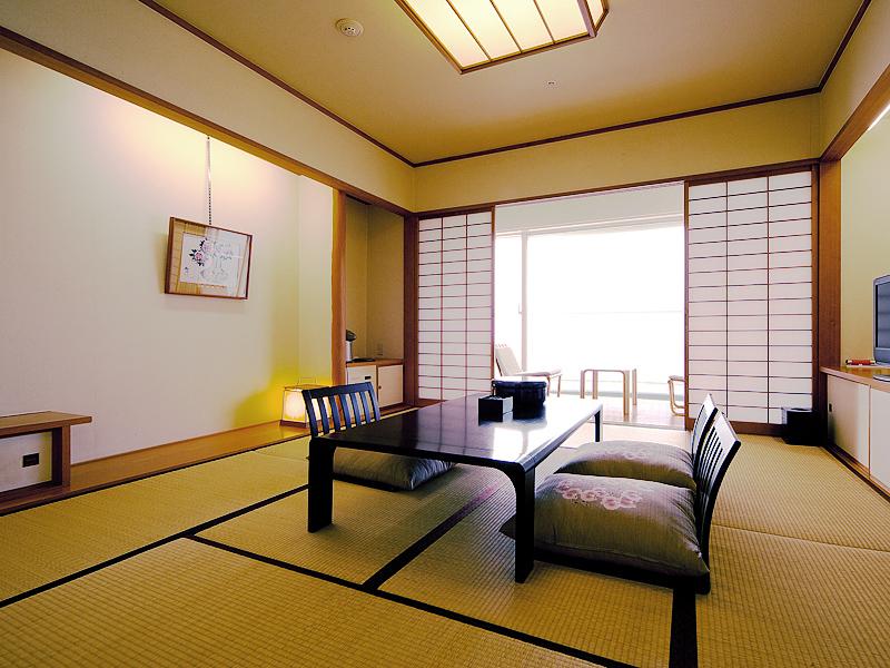 伊良湖シーパーク&スパ / ■スタンダードフロア 和室8畳