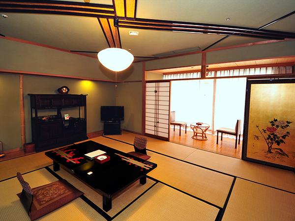 にっしょうかん 別邸 紅葉亭 / 禁煙・和室【12.5畳+広縁付き】
