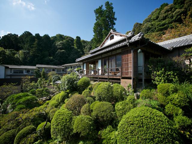 琴平花壇 / ~時を超える旅~悠久の地で古き良き日本の風情が残る数寄屋造り離れに滞在するプラン