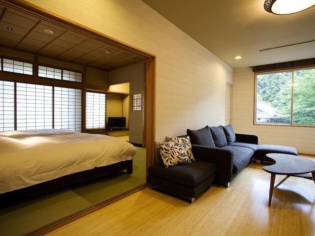 琴平花壇 / 富士見台/和洋特別室 90平米